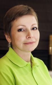 Olga Romanova, voetreflexologie